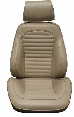 Distinctive Industries - 1966 Mustang Standard Touring II Front Bucket Seats - Image 2