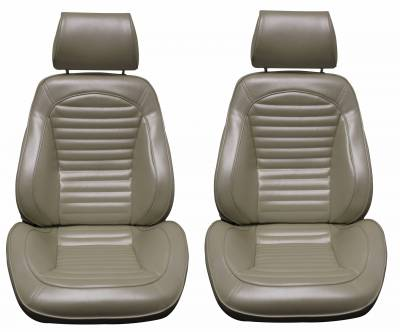 Distinctive Industries - 1967 Mustang Standard Touring II Front Bucket Seats