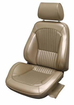 Distinctive Industries - 1968 Mustang Standard Touring II Front Bucket Seats - Image 2