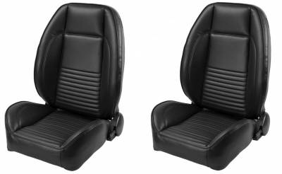 Mustang - Complete Ready-to-install Seats - TMI Products - 1970 Mustang Deluxe Sport II Pro Series Seats by TMI