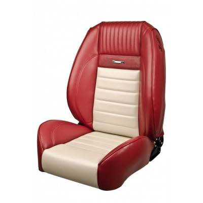 TMI Products - 1964 - 66 Mustang OEM Style Deluxe Sport II Pro Series Seats by TMI - Image 2