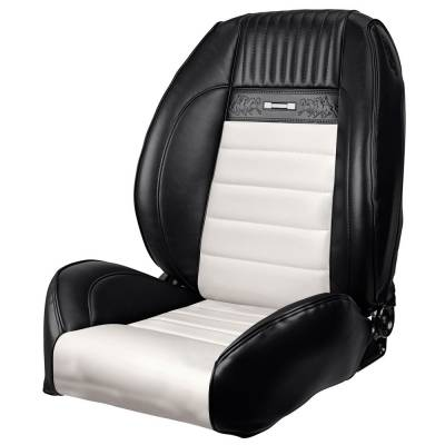 TMI Products - 1964 - 66 Mustang OEM PONY Style Deluxe Sport II Pro Series Seats by TMI - Image 3