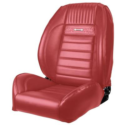 TMI Products - 1964 - 66 Mustang OEM PONY Style Deluxe Sport II Pro Series Seats by TMI - Image 5