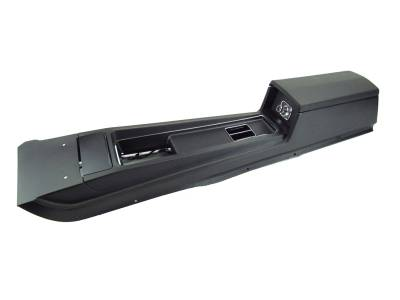 Interior Accessories - ACP - 1969 Mustang Full Length Console - W/Auto Trans