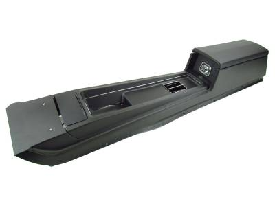 Consoles and Accessories - Mustang Consoles - ACP - 1969 Mustang Full Length Console - W/ManualTrans