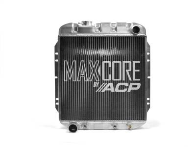 Cooling System - Radiators - ACP - 1965 - 66 5.0 Mustang Radiator - Three Row Aluminum