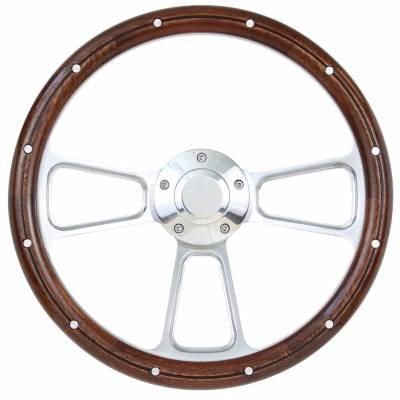 Forever Sharp Steering Wheels - Design Your Own Polished Wheel Kit - Image 2
