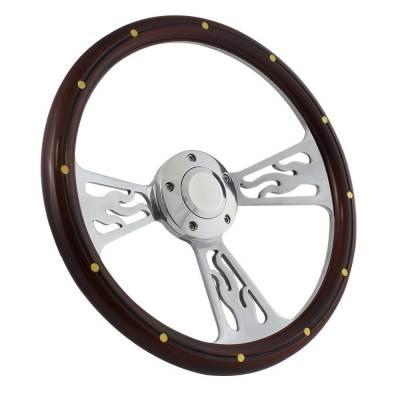 Forever Sharp Steering Wheels - Design Your Own Polished Wheel Kit - Image 3