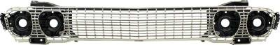 Grilles and Inserts - Impala Grilles - OER - 3817606A - 1963 Impala / B-Body Grill Assembly With Brackets And Housings