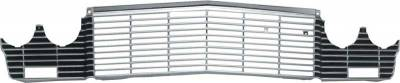 Grilles and Inserts - Impala Grilles - OER - 3850210 - 1965 Front Grill Assembly Impala and Full Size