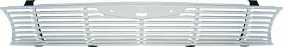 Grilles and Inserts - Impala Grilles - OER - 3777175 - 1961 Impala / Full Size Lower Grill