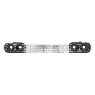 Grilles and Inserts - Impala Grilles - OER - B1719 - 1964 Impala / Full Size Grill Assembly With Headlamp Housings