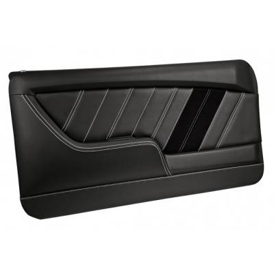 TMI Products - Sport R Molded Door Panel Set - 1967 Camaro - Image 2