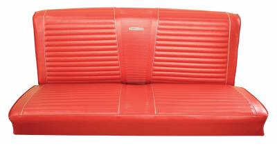 Distinctive Industries - 1964 500 Sport Coupe, H/T, Sedan & Wagon Front Seat Upholstery - Image 2