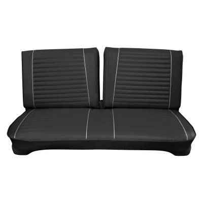 Distinctive Industries - 1964 500 Sport Coupe, H/T, Sedan & Wagon Front Seat Upholstery - Image 4