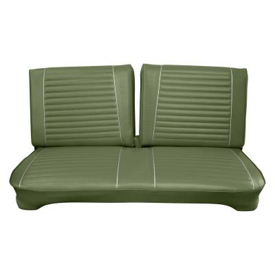 Distinctive Industries - 1964 500 Sport Coupe, H/T, Sedan & Wagon Front Seat Upholstery - Image 6
