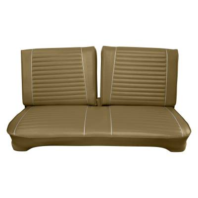 Distinctive Industries - 1964 500 Sport Coupe, H/T, Sedan & Wagon Front Seat Upholstery - Image 8