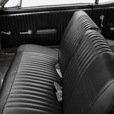 Distinctive Industries - 1966 Fairlane 500, 500XL & GT Front Seat Upholstery - Image 3