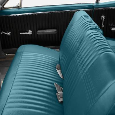 Distinctive Industries - 1966 Fairlane 500, 500XL & GT Front Seat Upholstery - Image 4