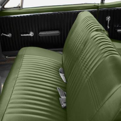 Distinctive Industries - 1966 Fairlane 500, 500XL & GT Front Seat Upholstery - Image 5