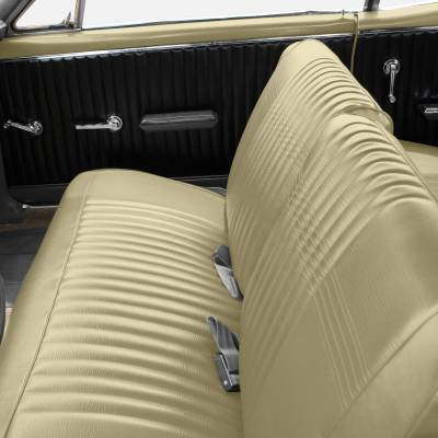 Distinctive Industries - 1966 Fairlane 500, 500XL & GT Front Seat Upholstery - Image 6
