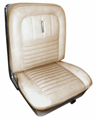 Distinctive Industries - 1967 Fairlane 500, 500XL & GT Front Seat Upholstery - Image 2