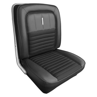 Distinctive Industries - 1967 Fairlane 500, 500XL & GT Front Seat Upholstery - Image 4