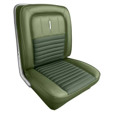 Distinctive Industries - 1967 Fairlane 500, 500XL & GT Front Seat Upholstery - Image 6