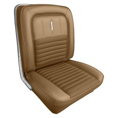 Distinctive Industries - 1967 Fairlane 500, 500XL & GT Front Seat Upholstery - Image 8