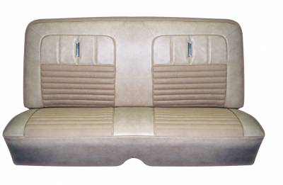 Distinctive Industries - 1967 Fairlane 500, 500XL & GT Front Seat Upholstery - Image 9