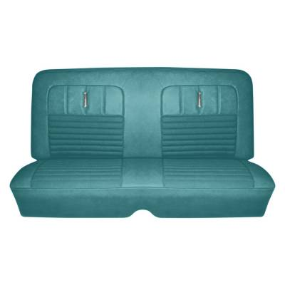 Distinctive Industries - 1967 Fairlane 500, 500XL & GT Front Seat Upholstery - Image 10