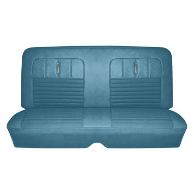 Distinctive Industries - 1967 Fairlane 500, 500XL & GT Front Seat Upholstery - Image 11