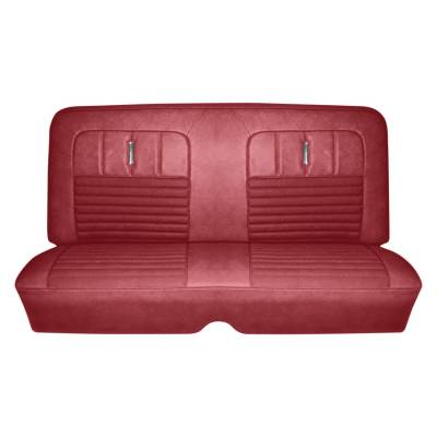 Distinctive Industries - 1967 Fairlane 500, 500XL & GT Front Seat Upholstery - Image 12