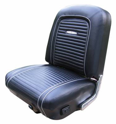 Distinctive Industries - 1963 Ford Falcon Seat Upholstery - Image 2