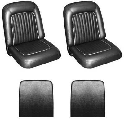 Seats & Upholstery  - Falcon - Distinctive Industries - 1964 Ford Falcon Seat Upholstery