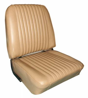 Seats & Upholstery  - Falcon - Distinctive Industries - 1965 Ford Falcon Seat Upholstery