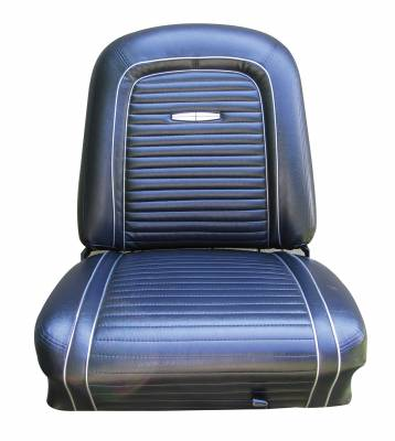 Distinctive Industries - 1963 Ford Falcon Seat Upholstery - Image 5