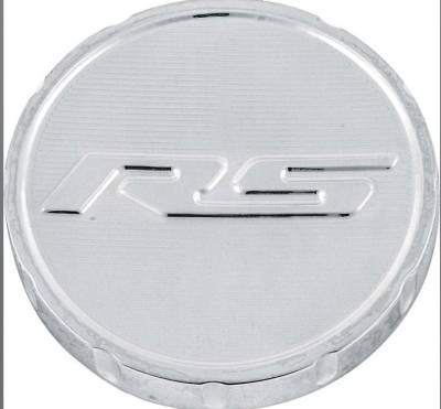 OER - 1967 - 68 Camaro RS Polished Billet Gas Cap