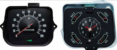 Interior Accessories - Gauges - OE Style Gauges
