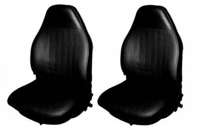 Seat Upholstery - Type III - TMI Products - Front Only Vinyl Seat Upholstery, 1973-74 VW Type III, All Models