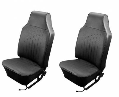 TMI Products - Front Only Vinyl Seat Upholstery, 1968 - 69 VW Type III, All Models