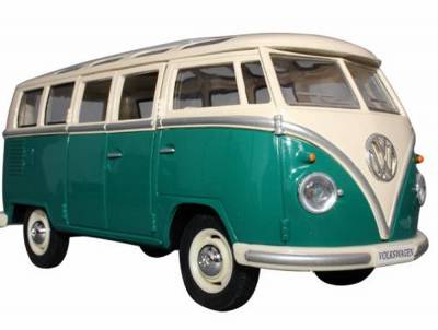 Volkswagen - Door Panels - VW Bus