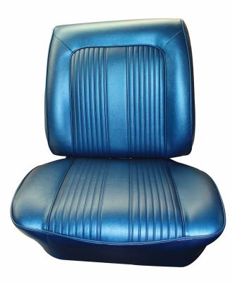 Seats & Upholstery  - GTO & Le Mans - Distinctive Industries - 1964 GTO/Lemans Seat upholstery