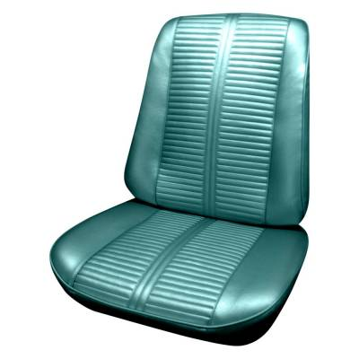 Seats & Upholstery  - GTO & Le Mans - Distinctive Industries - 1966 GTO/Lemans Seat upholstery