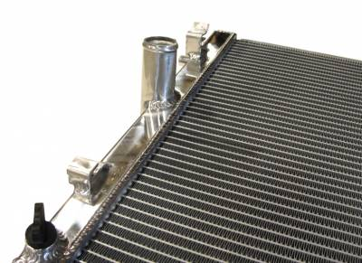 Cold Case - 2005-2006 GTO LS2 Aluminum Performance Radiator Cold Case Radiators - Image 3