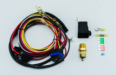 Radiators - Relay Kits - Cold Case - Electric Fan Relay Wiring Kit Cold Case Radiators
