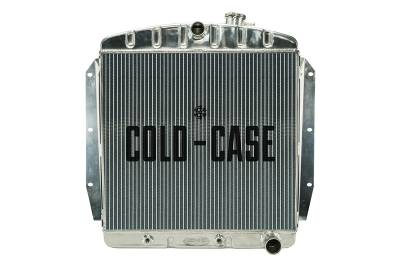 Cold Case - 55-59 Chevy Truck Aluminum Radiator Cold Case Radiators