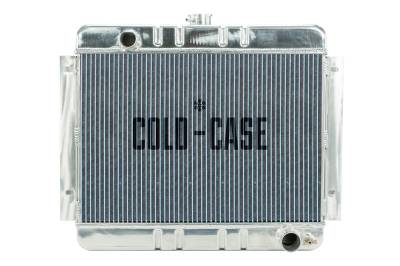 Cold Case - 62-67 Chevy Nova Aluminum Radiator AT Cold Case Radiators