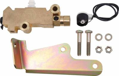Brakes - Accessories  - Big Dog Auto - Front Disc / Rear Disc Brake Combination Valve Set