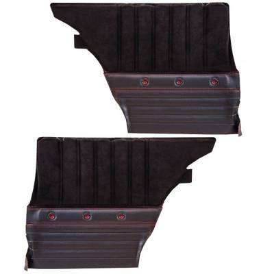 TMI Products - 1967 Camaro Sport XR Door and Quarter Panel Set (Coupe) - Image 6